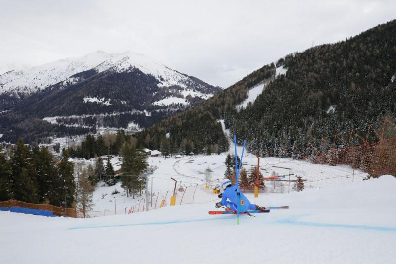 Where to ski in Italy (Trentino)? Where the italian ski team trains is training for the World Cup race