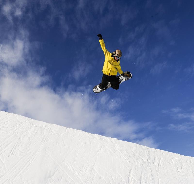 Snowpark Monte Bondone: un'esperienza unica per gli amanti del freestyle!